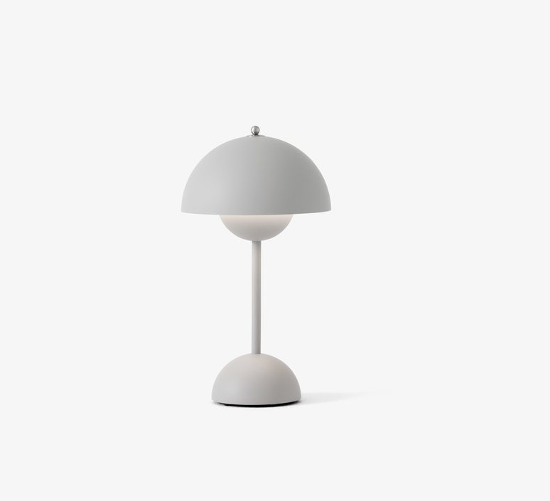 Flowerpot vp9 verner panton lampe a poser table lamp  andtradition 20759102  design signed nedgis 92896 product