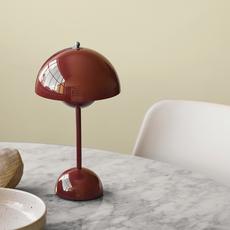 Flowerpot vp9 verner panton lampe a poser table lamp  andtradition 20754501  design signed nedgis 92915 thumb