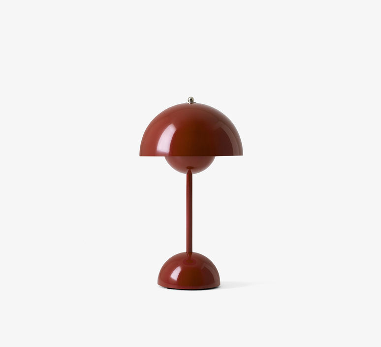 Flowerpot vp9 verner panton lampe a poser table lamp  andtradition 20754501  design signed nedgis 92917 product