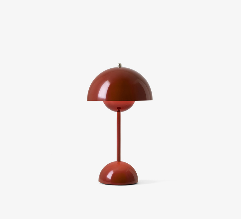 Flowerpot vp9 verner panton lampe a poser table lamp  andtradition 20754501  design signed nedgis 92918 product