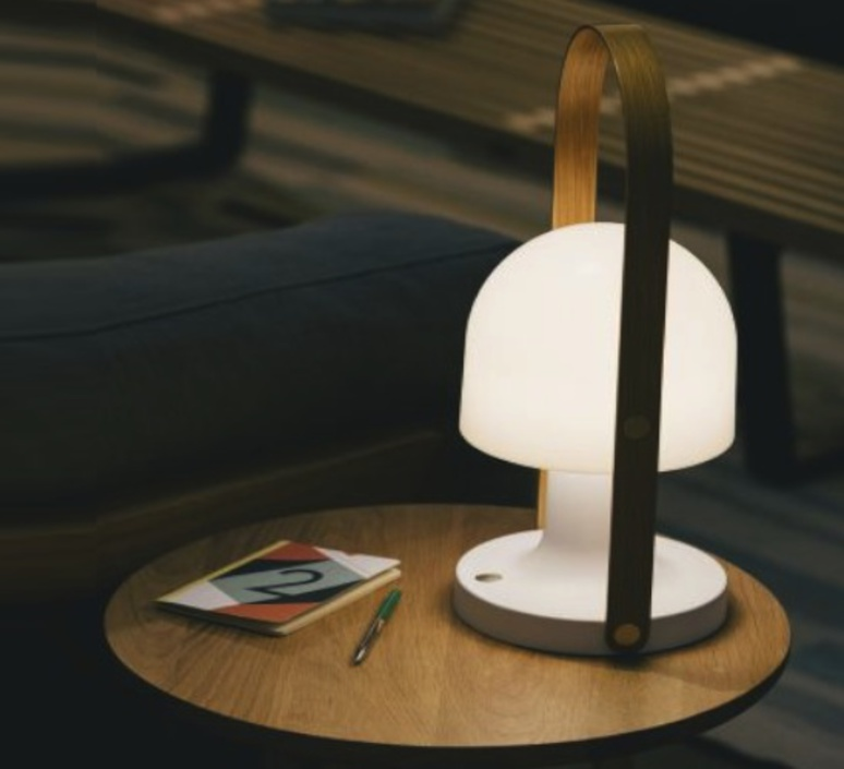 Followme plus inma bermudez lampe a poser table lamp  marset a657 010  design signed 35044 product
