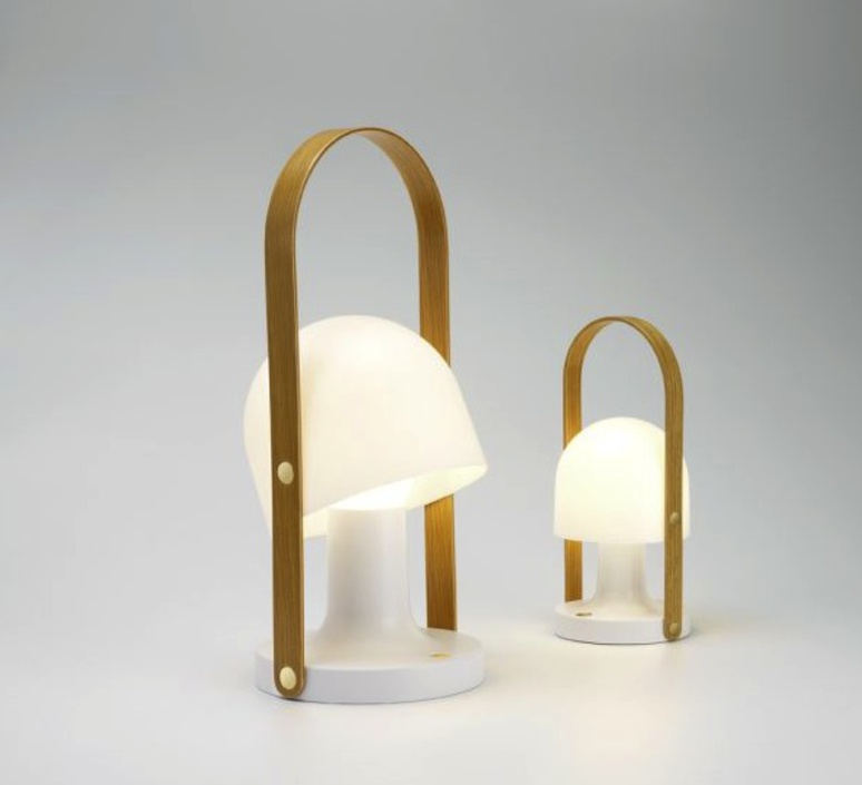 Followme plus inma bermudez lampe a poser table lamp  marset a657 010  design signed 35046 product