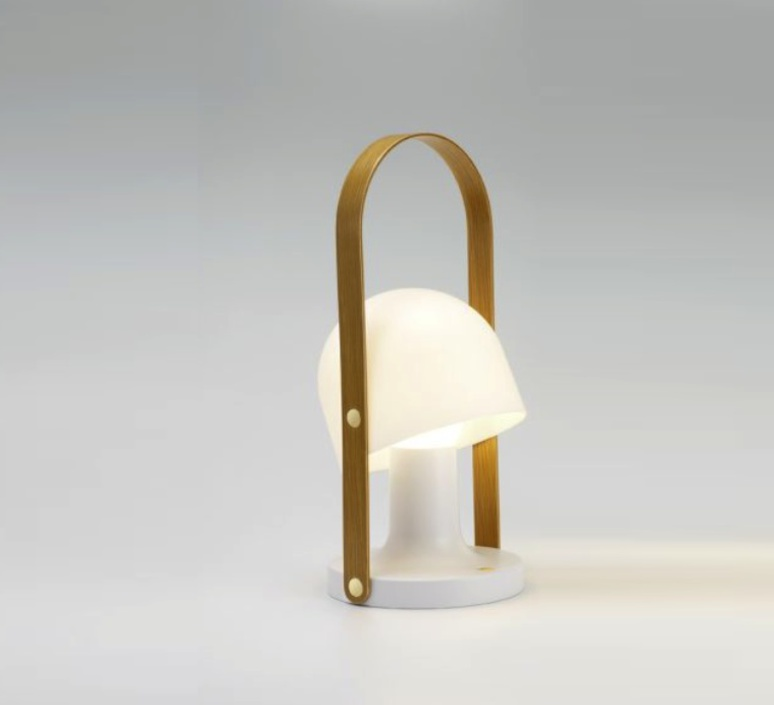 Followme plus inma bermudez lampe a poser table lamp  marset a657 010  design signed 35047 product