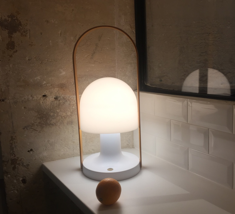 Followme plus inma bermudez lampe a poser table lamp  marset a657 010  design signed 39069 product
