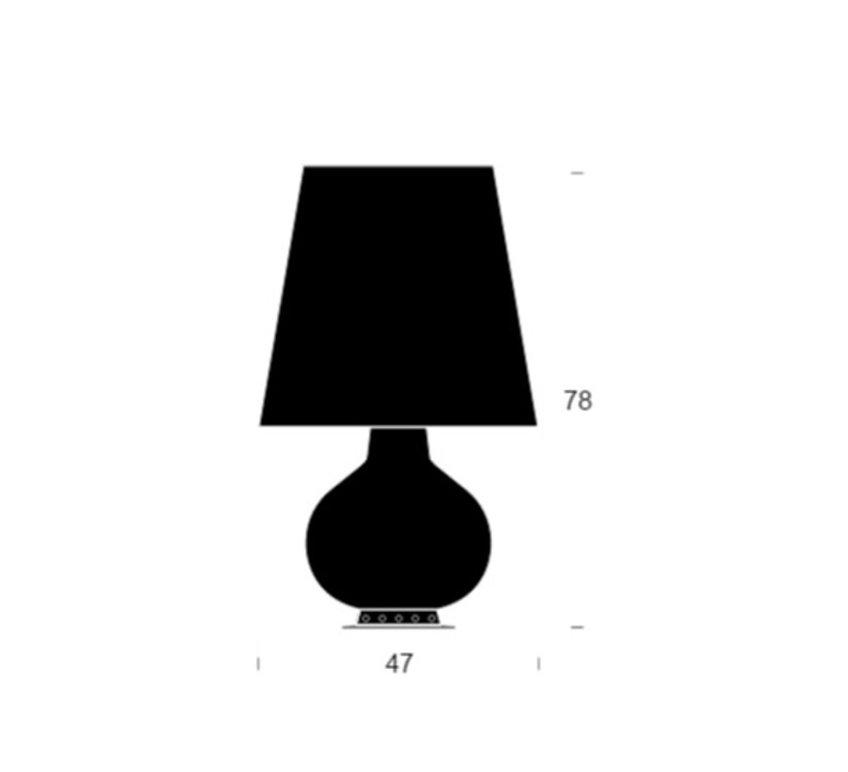 Fontana max ingrand fontanaarte 1853 1 luminaire lighting design signed 17956 product