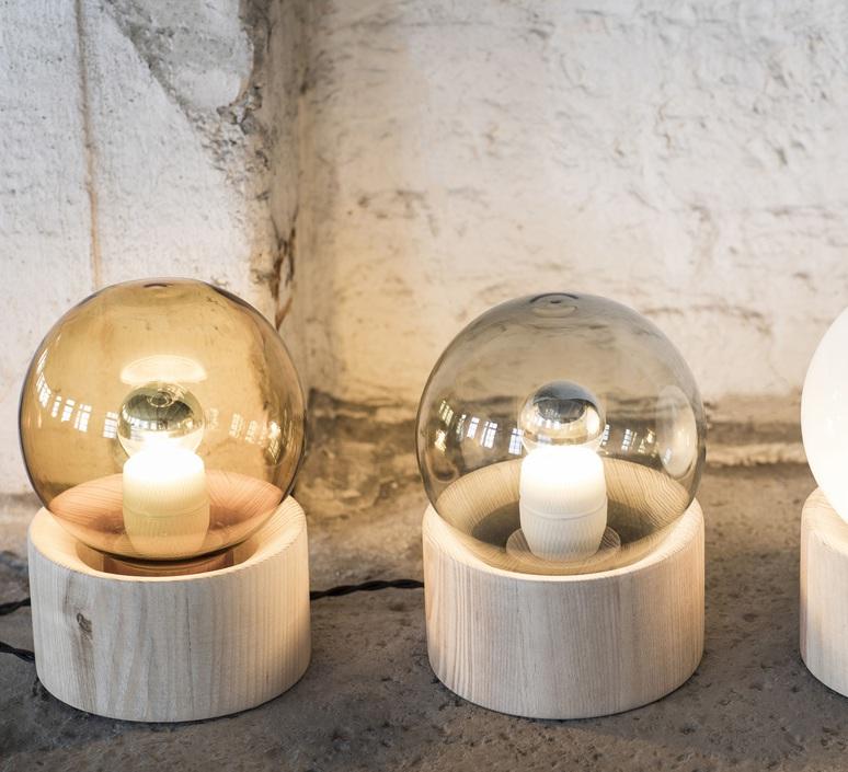 Full moon studio simple lampe a poser table lamp  serax b7218542a  design signed nedgis 67011 product