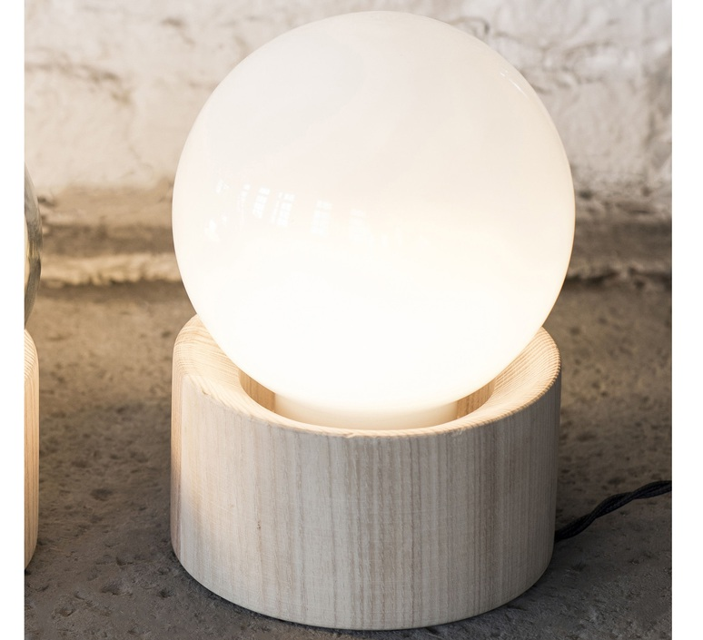 Full moon studio simple lampe a poser table lamp  serax b7218542w  design signed nedgis 67008 product