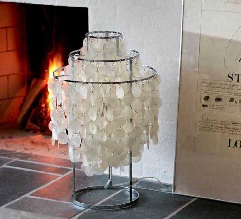 Fun 2tm verner panton lampe a poser table lamp  verpan 20015555011001  design signed nedgis 89383 product