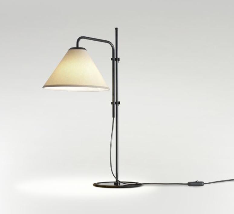 Funiculi fabric lluis porqueras lampe a poser table lamp  marset a641 406  design signed 61714 product