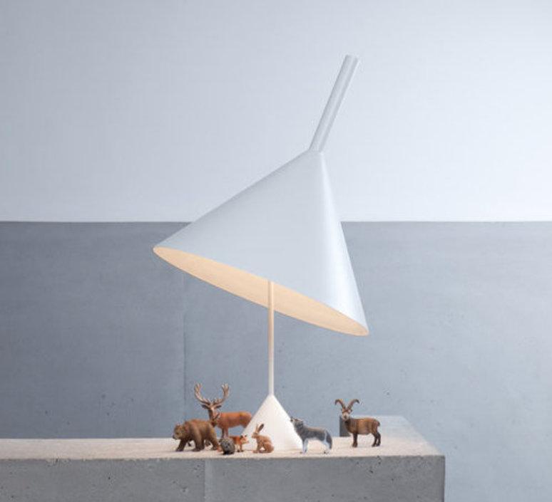 Funnel matija bevk lampe a poser table lamp  vertigo bird v05014 5201  design signed 50174 product
