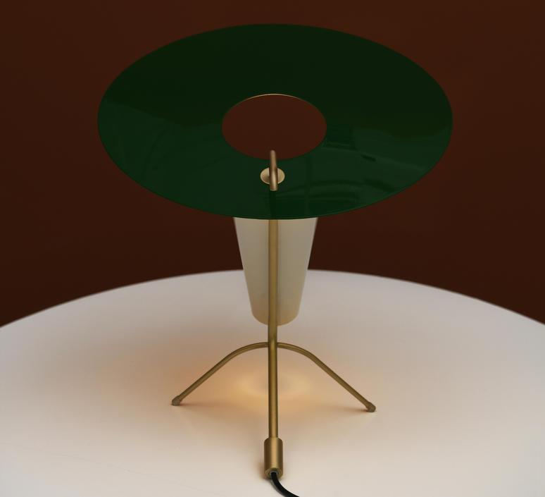 G24 guariche pierre guariche lampe a poser table lamp  sammode g24 bg ch ch  design signed nedgis 84648 product