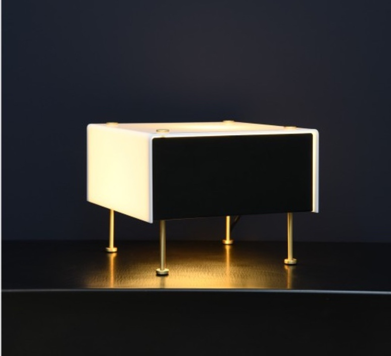 G60 pierre guariche lampe a poser table lamp  sammode g60 small  design signed nedgis 64968 product