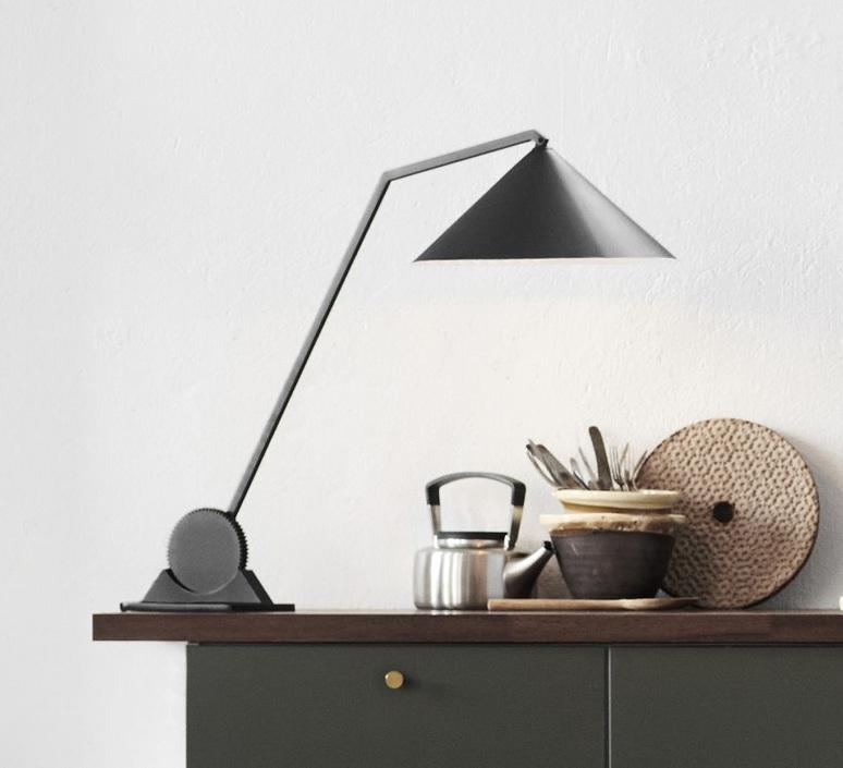 Gear single johan lindsten lampe a poser table lamp  norhtern lighting 411  design signed 45414 product