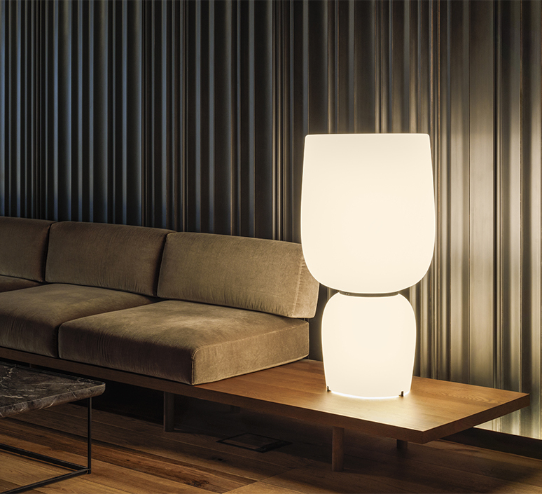 Ghost 4965 arik levy lampe a poser table lamp  vibia 496511 15  design signed nedgis 110832 product