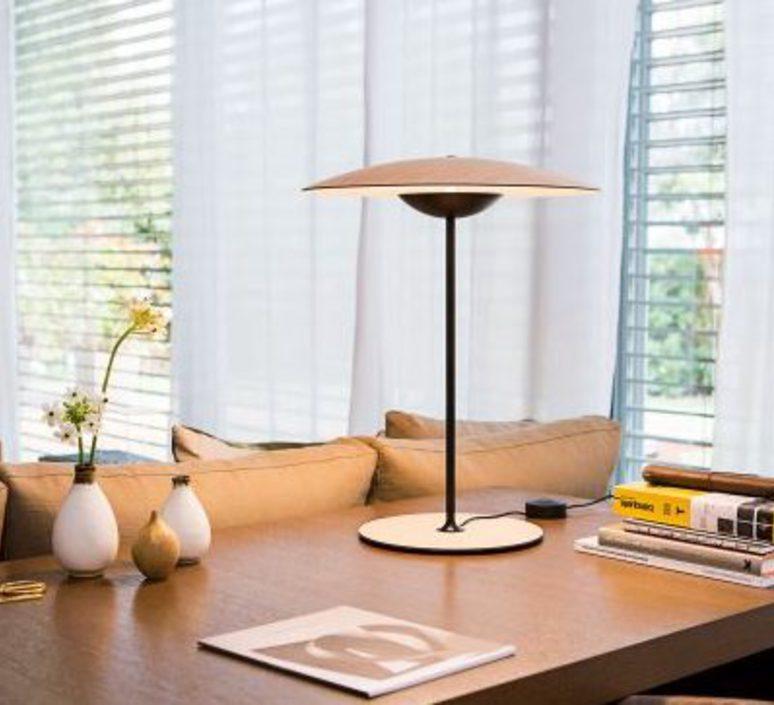 Ginger m joan gaspar lampe a poser table lamp  marset a662 068  design signed 44395 product