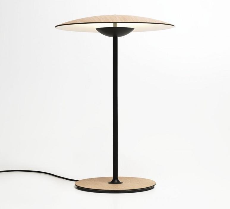 Ginger m joan gaspar lampe a poser table lamp  marset a662 068  design signed 44396 product