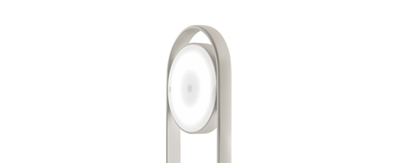 Lampe a poser giravolta 1799 50 beige led 3000k 157lm o15cm h50cm pedrali normal