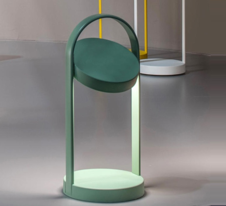 Giravolta 1799  lampe a poser table lamp  pedrali 1799 ve100e  design signed nedgis 67283 product
