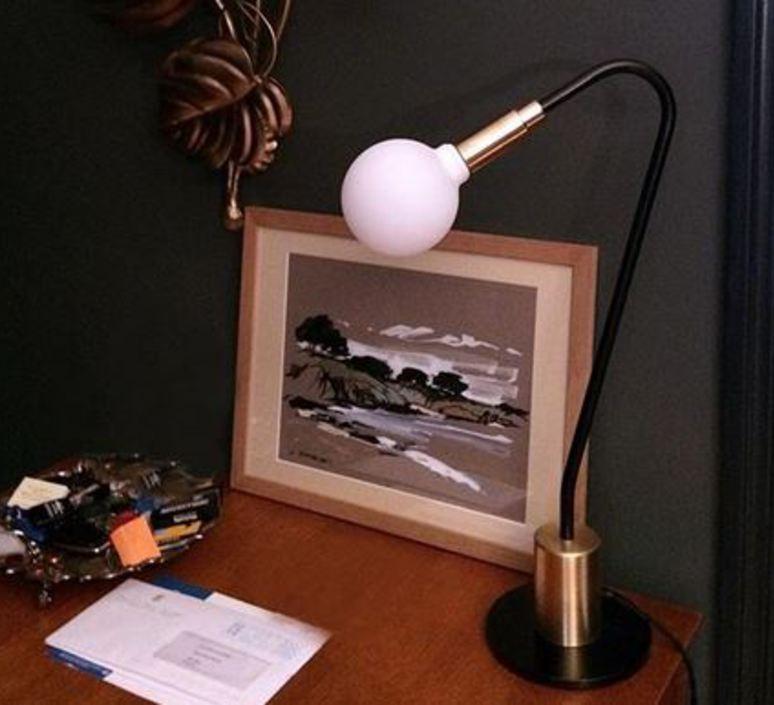 Globos daniel gallo lampe a poser table lamp  daniel gallo globos  design signed 67027 product
