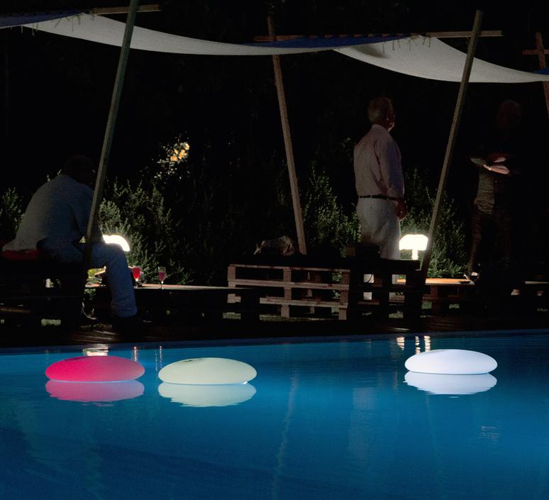 Glouglou pol flotteur emiliana martinelli martinelli luce 822 luminaire lighting design signed 15872 product