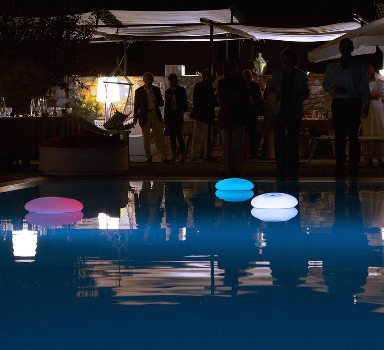 Glouglou pol flotteur emiliana martinelli martinelli luce 822 luminaire lighting design signed 15874 product