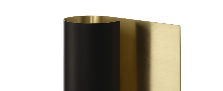 Lampe a poser grace noir et or l28cm h37cm cto lighting normal