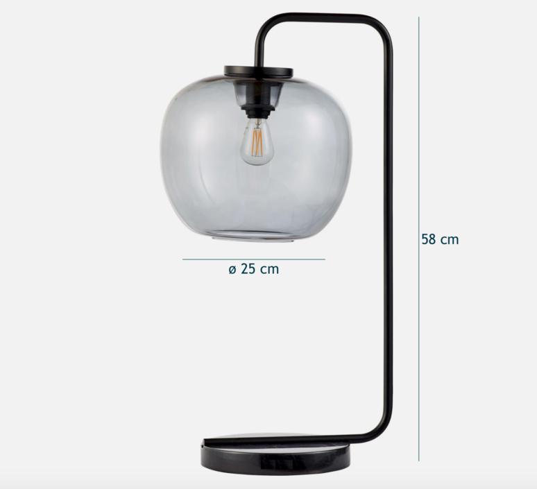 Grape  lampe a poser table lamp  bolia 20 107 06 180605  design signed 39303 product