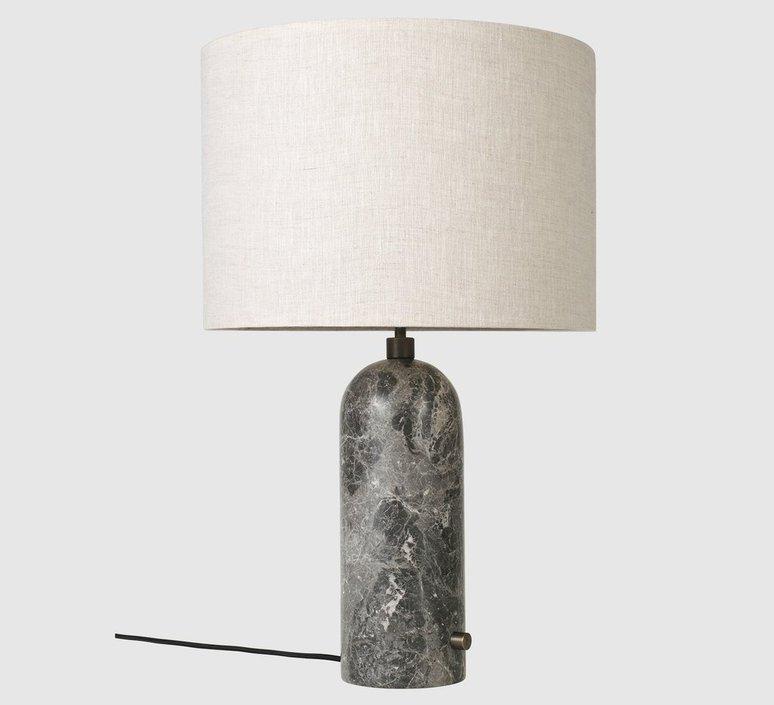 Gravity l space copenhagen lampe a poser table lamp  gubi 011 03154 06  design signed 47464 product