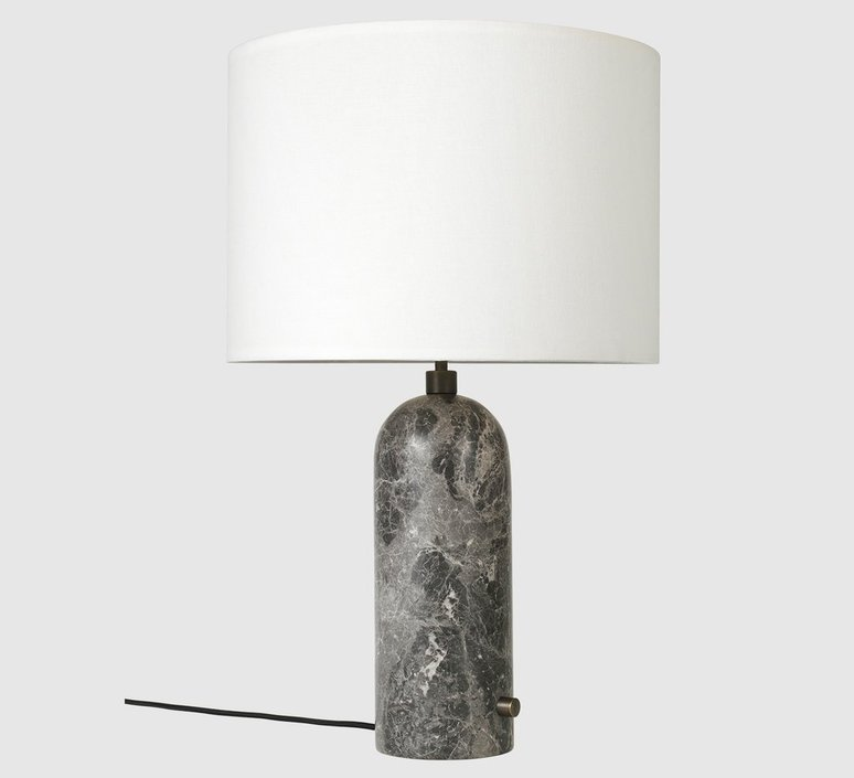 Gravity l space copenhagen lampe a poser table lamp  gubi 011 03154 03  design signed 47454 product