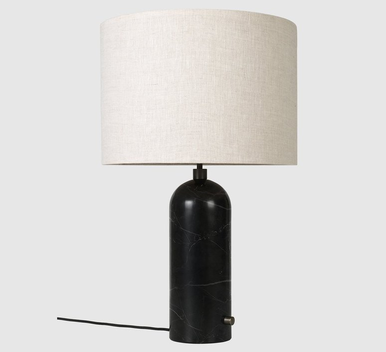 Gravity l space copenhagen lampe a poser table lamp  gubi 011 03154 05  design signed 47462 product