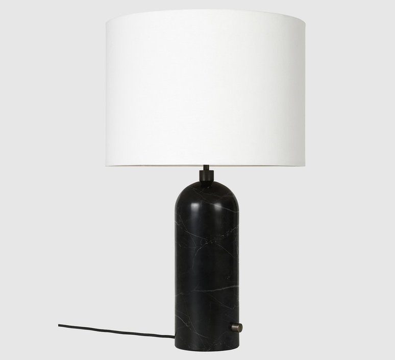 Gravity l space copenhagen lampe a poser table lamp  gubi 011 03154 02  design signed 47460 product
