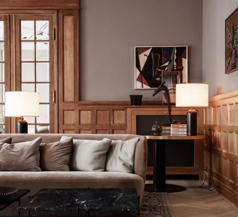 Gravity s space copenhagen lampe a poser table lamp  gubi 011 02154 04  design signed 47371 product
