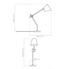 Hartau table alexandre joncas gildas le bars lampe a poser table lamp  d armes hatablox2  design signed nedgis 69631 thumb