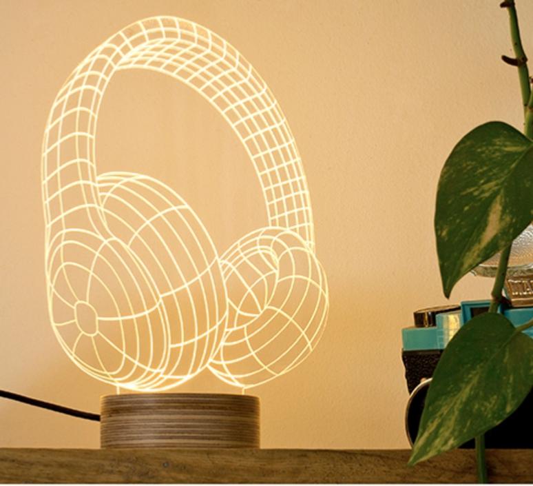 Headphones nir chehanowski studio cheha 1640 h  luminaire lighting design signed 27898 product