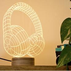 Headphones nir chehanowski studio cheha 1640 h  luminaire lighting design signed 27898 thumb