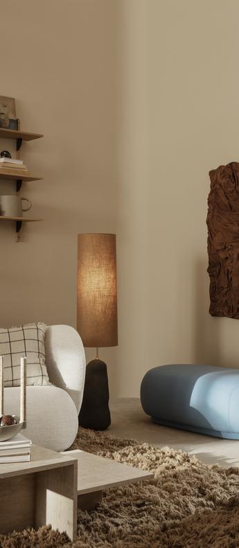 Lampe a poser hebe curry o30cm h128cm ferm living 448d4bcf 2a1c 469e b017 f33c3b1e707c normal