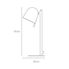 Ho table remi bouhaniche lampe a poser table lamp  eno studio rb01en000030  design signed nedgis 116247 thumb