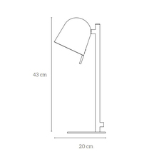 Ho table remi bouhaniche lampe a poser table lamp  eno studio rb01en000031  design signed nedgis 116250 thumb