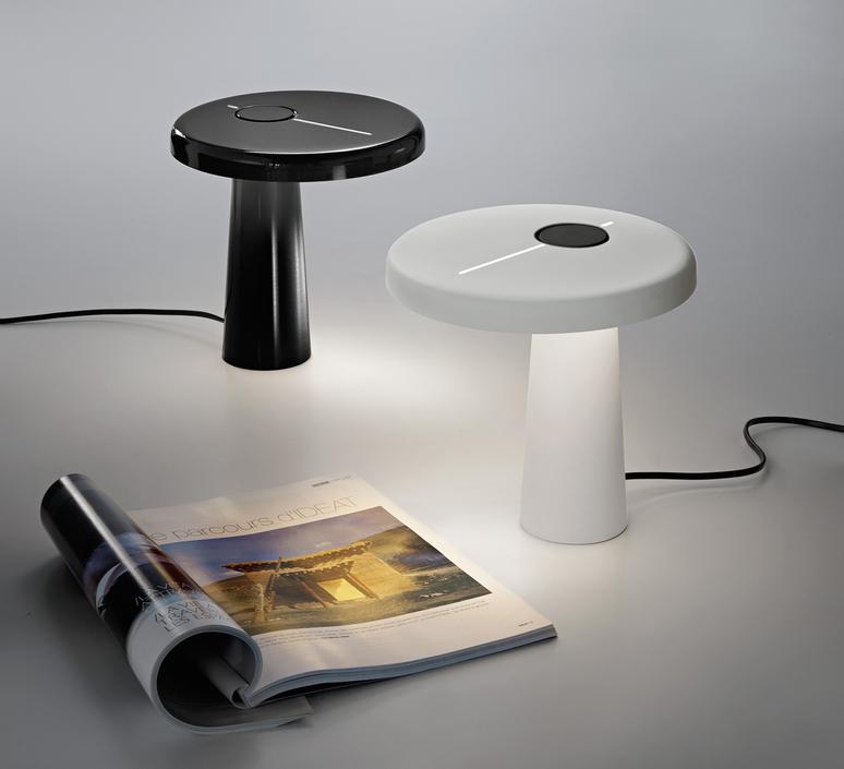 Hoop adolini simonini associati martinelli luce 824 bi luminaire lighting design signed 15784 product