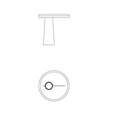 Hoop adolini simonini associati martinelli luce 824 bi luminaire lighting design signed 15788 thumb