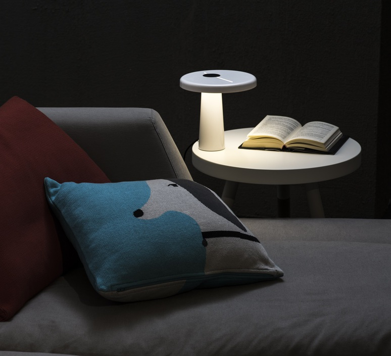 Hoop adolini simonini associati martinelli luce 824 bi luminaire lighting design signed 32257 product
