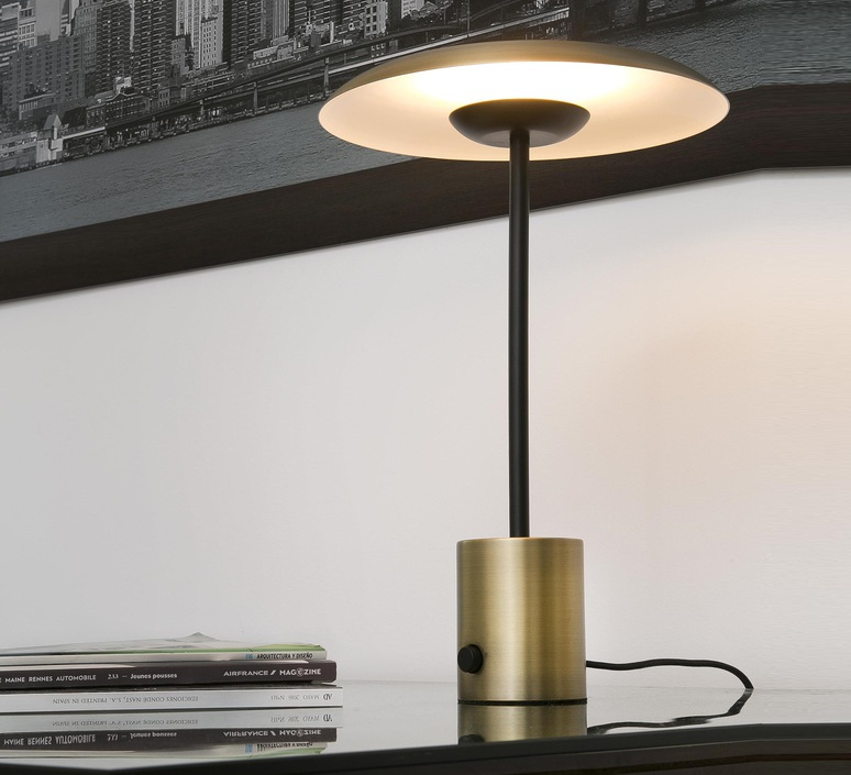 Hoshi xjer studio lampe a poser table lamp  faro 28388  design signed 31832 product