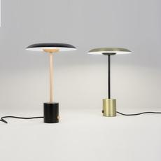 Hoshi xjer studio lampe a poser table lamp  faro 28387  design signed 31838 thumb