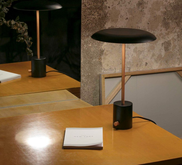 Hoshi xjer studio lampe a poser table lamp  faro 28387  design signed 61544 product