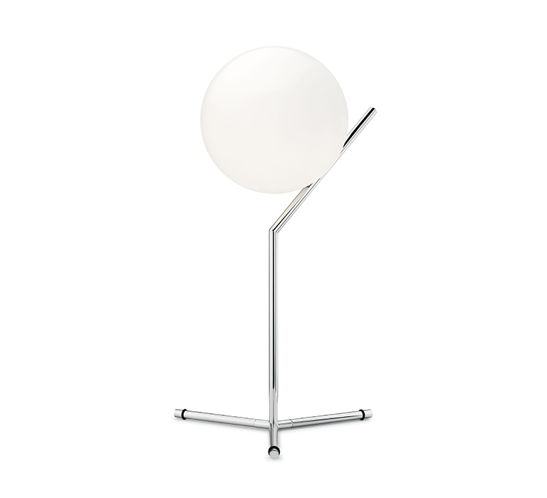 Ic lights table 1 high michael anastassiades lampe a poser table lamp  flos f3170057  design signed nedgis 97642 product