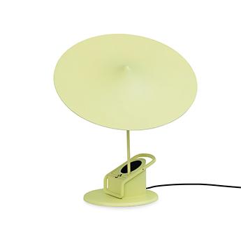 Lampe a poser ile jaune clair led 2700k 690lm o20cm h19cm wastberg normal