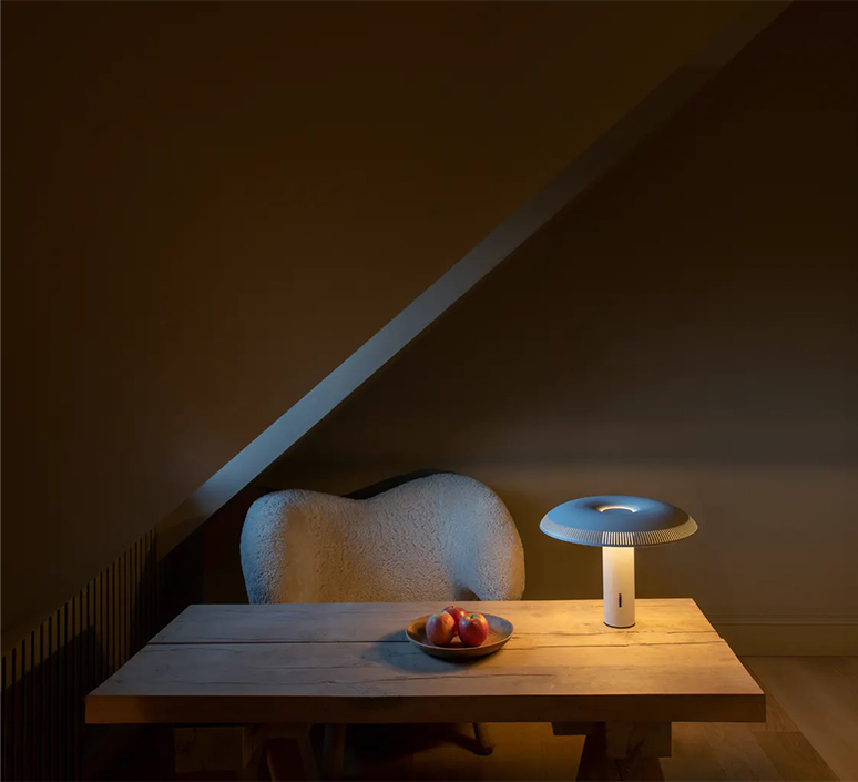 Illumina ilse crawford lampe a poser table lamp  wastberg 203t100  design signed nedgis 123293 product