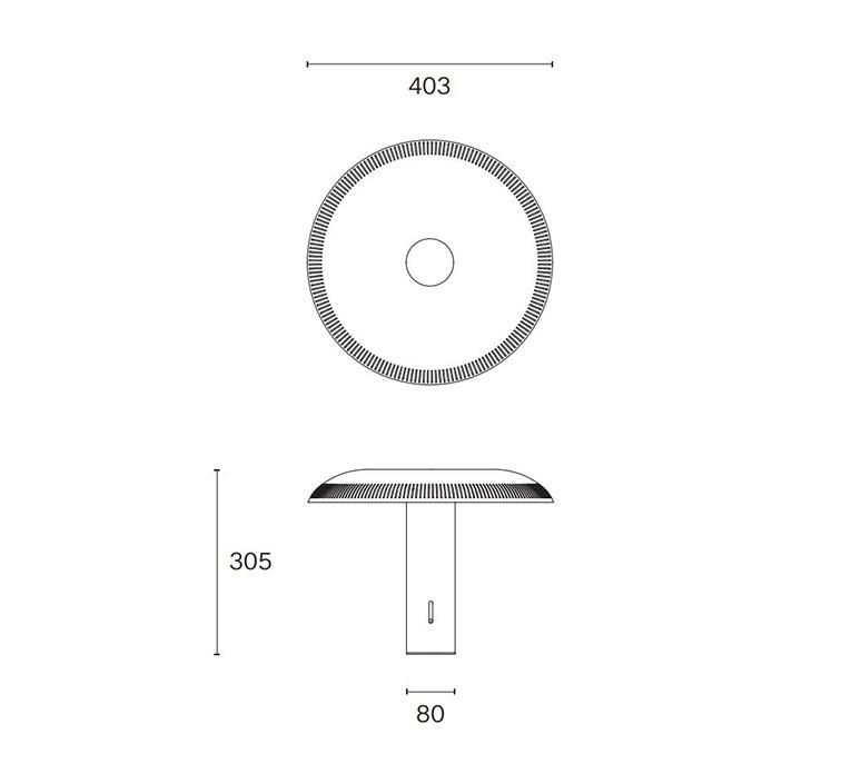 Illumina ilse crawford lampe a poser table lamp  wastberg 203t100  design signed nedgis 123296 product