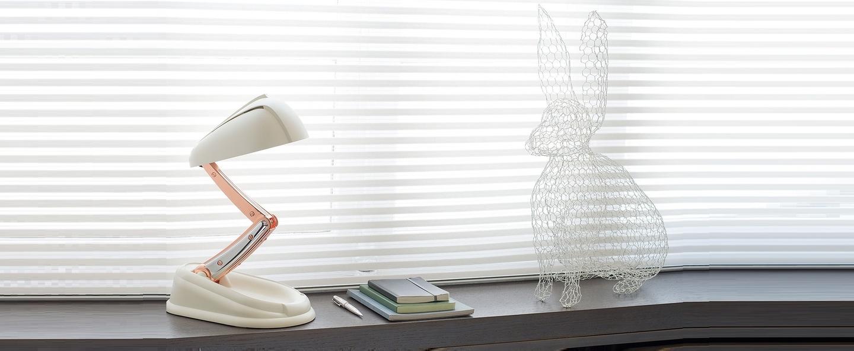 Lampe a poser jumo classique ivoire h41cm new jumo concept normal