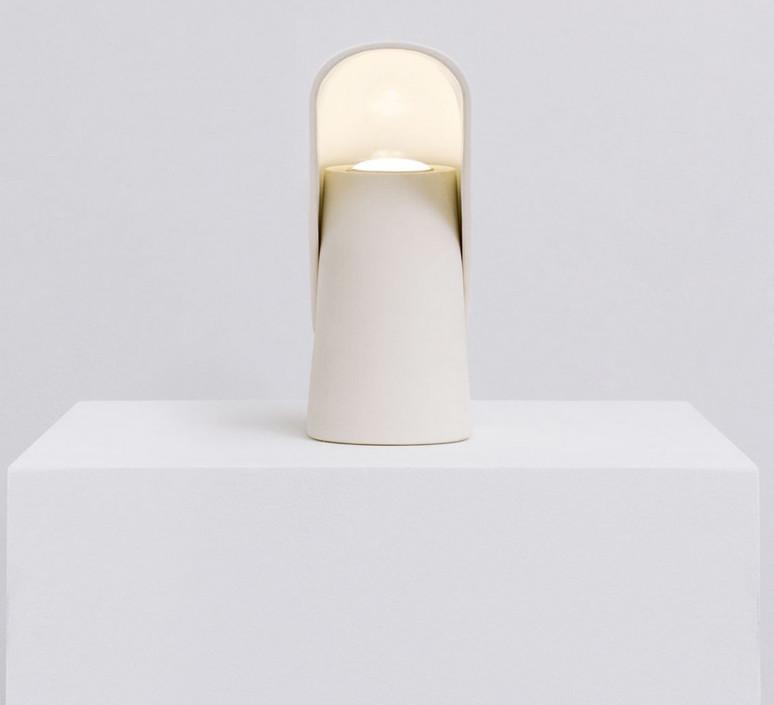 K lamp  studio vitamin lampe a poser table lamp  vitamin klamp blanc  design signed 43042 product